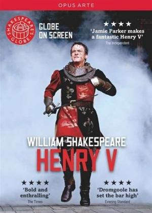 Rent Henry V: Shakespeare's Globe Online DVD Rental