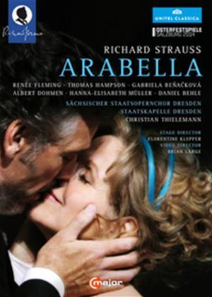 Rent Arabella: Salzburg Easter Festival 2014 (Thielemann) Online DVD Rental