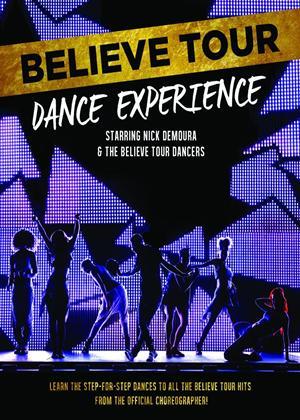 Rent Believe Tour: Dance Experience Online DVD Rental