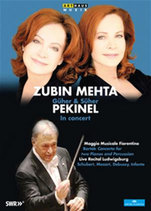 Rent Güher and Süher Pekinel: In Concert Online DVD Rental