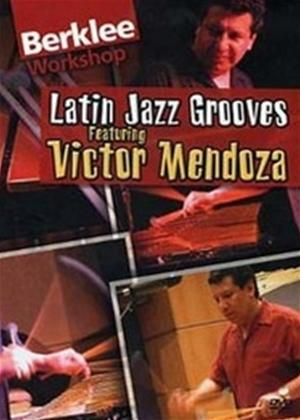 Rent Berklee Latin Jazz Grooves Online DVD Rental