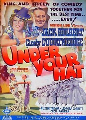 Under Your Hat Online DVD Rental