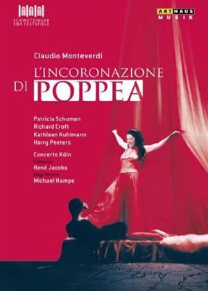L'incoronazione Di Poppea: Schwetzinger Festspiele (Jacobs) Online DVD Rental