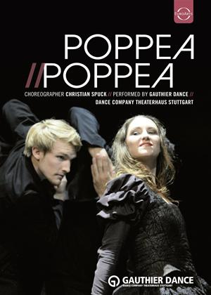 Rent Poppea//Poppea: Gauthier Dance Online DVD Rental