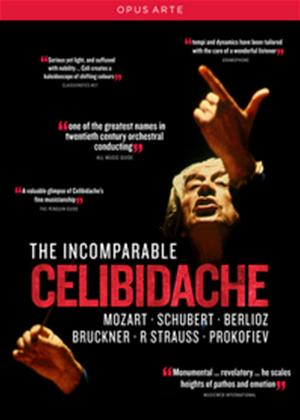 Rent The Incomparable Celibidache Online DVD Rental