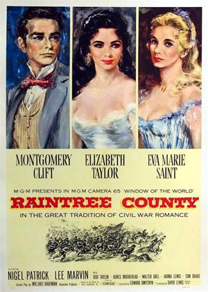Rent Raintree County Online DVD Rental