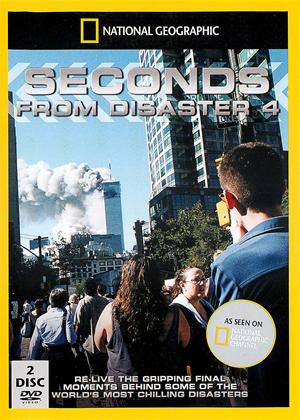 Rent National Geographic: Seconds from Disaster: Series 4 Online DVD Rental