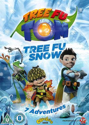 Tree Fu Tom: Tree Fu Snow Online DVD Rental