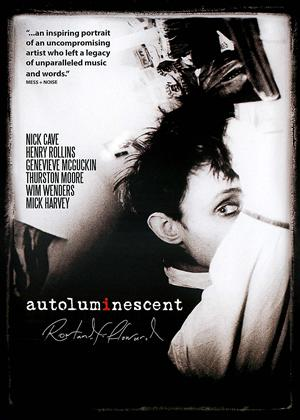Autoluminescent: Rowland S. Howard Online DVD Rental