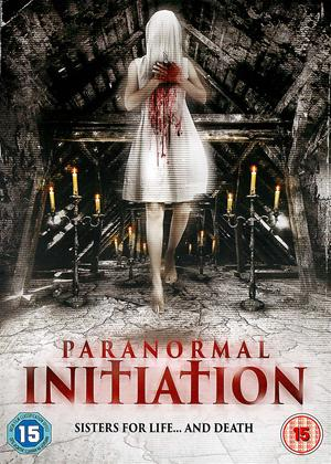 Paranormal Initiation Online DVD Rental