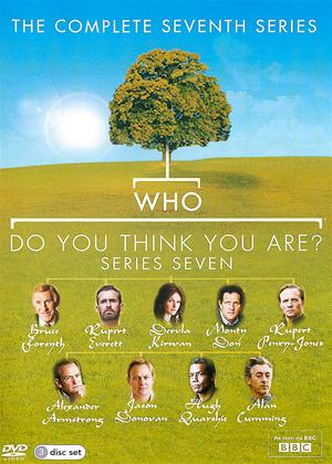 Who Do You Think You Are?: Series 7 Online DVD Rental
