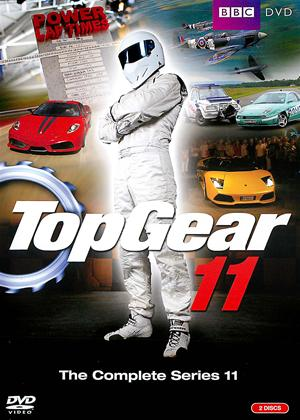Top Gear: Series 11 Online DVD Rental