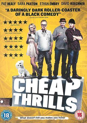 Rent Cheap Thrills Online DVD Rental