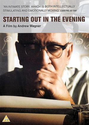 Starting Out in the Evening Online DVD Rental