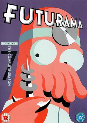 Futurama: Series 7 Online DVD Rental