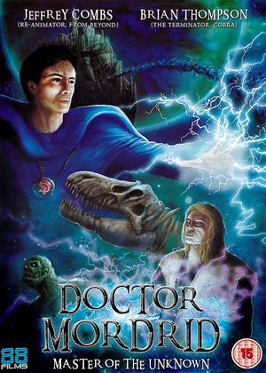 Doctor Mordrid Online DVD Rental