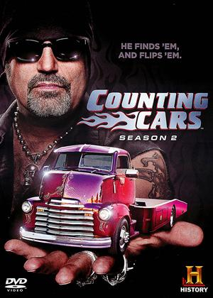 Counting Cars: Series 2 Online DVD Rental