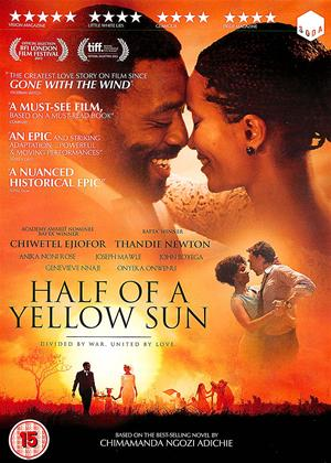 Rent Half of a Yellow Sun Online DVD Rental