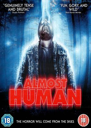 Almost Human Online DVD Rental