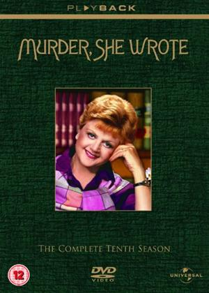 Murder, She Wrote: Series 10 Online DVD Rental