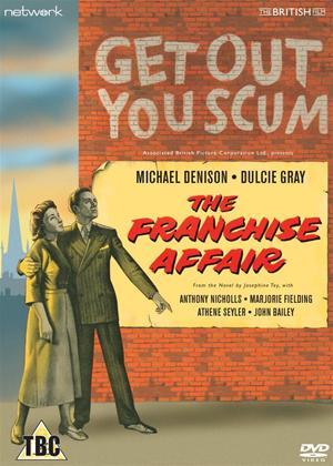 The Franchise Affair Online DVD Rental