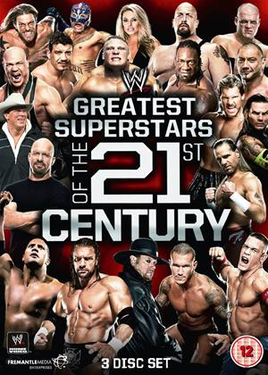 Rent WWE: Greatest Superstars of the 21st Century Online DVD Rental