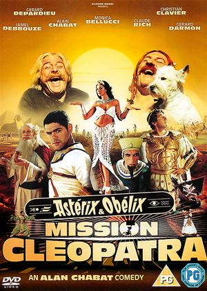 Rent Asterix and Obelix: Mission Cleopatra (aka Astérix & Obélix: Mission Cléopâtre) Online DVD Rental