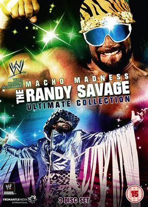 WWE: Macho Madness: The Ultimate Randy Savage Collection Online DVD Rental