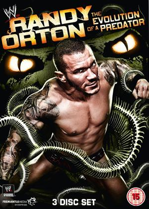 Rent WWE: Randy Orton: The Evolution of a Predator Online DVD Rental