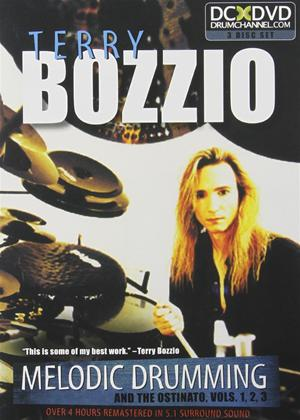 Rent Terry Bozzio: Melodic Drumming and the Ostinato: Volumes 1 and 2 Online DVD Rental
