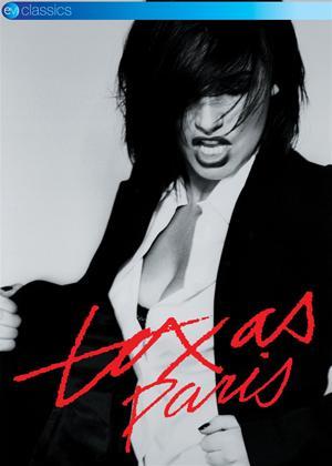 Texas: Live in Paris Online DVD Rental