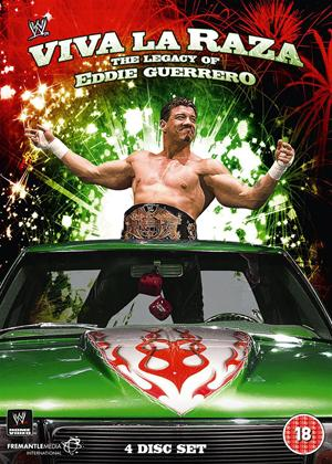 Viva La Raza: The Legacy of Eddie Guerrero Online DVD Rental