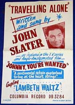 Johnny You're Wanted Online DVD Rental