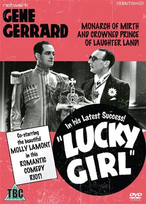 Lucky Girl Online DVD Rental