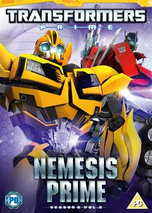 Rent Transformers Prime: Series 2: Nemesis Prime Online DVD Rental