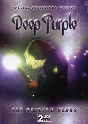 Deep Purple: Halcyon Years Online DVD Rental