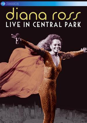 Diana Ross: Live in Central Park Online DVD Rental