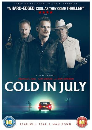Cold in July Online DVD Rental