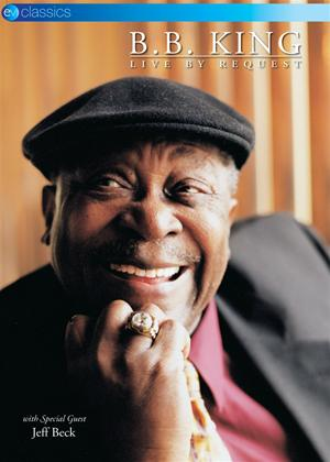 B.B. King: Live By Request Online DVD Rental