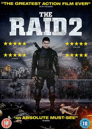 The Raid 2 Online DVD Rental