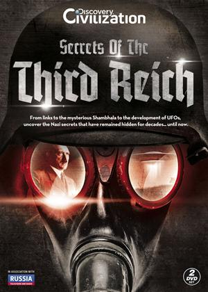 Secrets of the Third Reich Online DVD Rental
