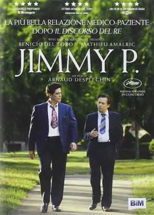 Jimmy P. Online DVD Rental
