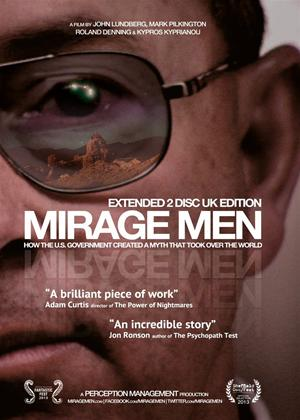 Mirage Men Online DVD Rental