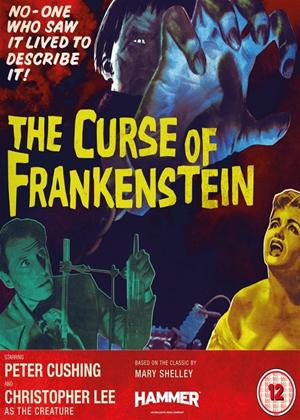 Rent The Curse of Frankenstein Online DVD Rental