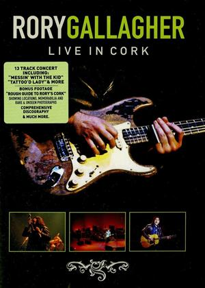 Rory Gallagher: Live in Cork Online DVD Rental
