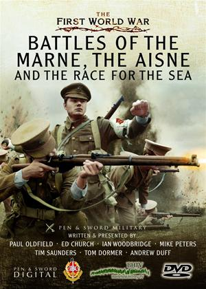 The Battles of the Marne, the Aisne and the Race to the Sea Online DVD Rental