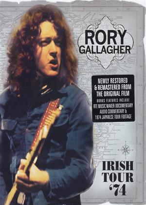 Rory Gallagher: Irish Tour Online DVD Rental