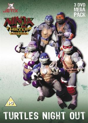 Rent Ninja Turtles: The Next Mutation: Vol.1 Online DVD Rental