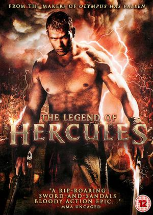 The Legend of Hercules Online DVD Rental