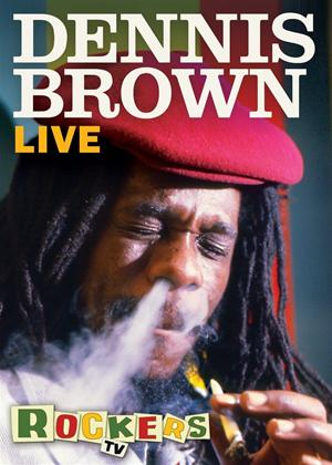 Dennis Brown: Rockers TV: Live Online DVD Rental
